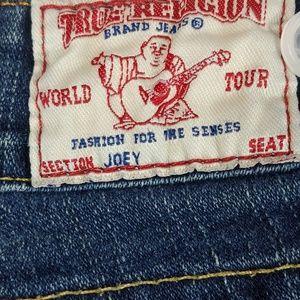 True Religion Jeans - TRUE RELIGION JOEY WOMEN'S JEANS SIZE 25 BOOTCUT
